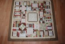 Journey of a Quilter - Leanne's House / Colour combinations