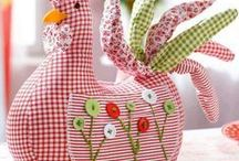 Easter crafts / by Imre Ágnes