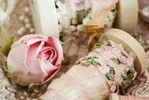 Lace in love / http://shabbyinlove.blogspot.it