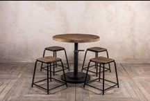 Bar and Restaurant Furniture / Furniture ideal for bars, gastro pubs, restaurants, cafes and clubs