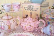 tea time …in love / http://shabbyinlove.blogspot.it/