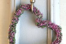 Wreath in love