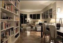 Decoration works Paris - AMELIE de ML / Decoration Works living Room