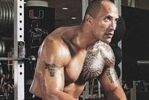 THE ROCK / rock and more rock