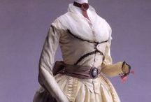 XVIIIth century - fashion