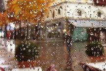 Rain,Rainy Day,비, 비오는 날, / 비, 비오는 날, Rain,Rainy Day / by sun`s pinterest 스카의 소소한 취미공간