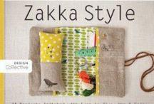 Zakka Style Sewing Projects / Zakka