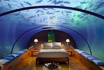 Interior Design | Hotel Rooms