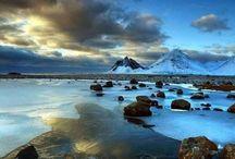 The Dream Lands / Scotland ¦ Ireland ¦ Greenland ¦ Iceland ¦ England