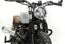 Motorcycles / Two wheels.