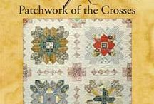 "Lucy Boston / Ideas for a Lucy Boston ""Patchwork of the Crosses"" quilt"