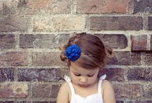 Little girls sewing / Things I can sew for baby girls!! / by Paloma