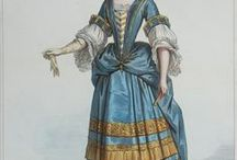 historische kostuums