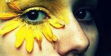 Make-up / Maquillaje, ojos, técnicas, labios, correcciones, fantasía