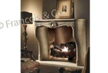 Fireplaces / by Julius Simmons