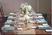 - Rustic Weddings - / A rustic style is the perfect solution for a less formal bride.