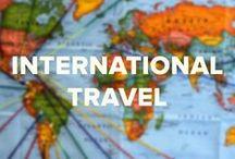 International Travel / Explore the world! / by VIF International Education