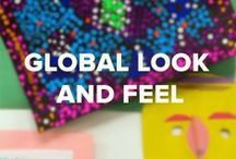 Global Look and Feel / Tips and tricks for updating your classroom- global style! / by VIF International Education