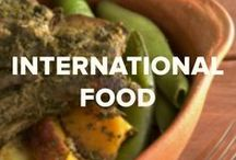 International Recipes / A delicious way to understanding the global community. / by VIF International Education