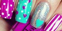 Nails world / Diseños, idea, tendencias, todo para tus uñas.  Si quieres unirte a mi tablero mandame un mensaje