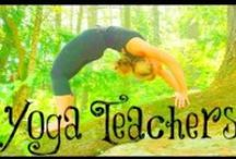 The 7 Chakras {For Yoga Teachers} / How to add chakra information to your yoga classes