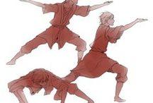 Avatar bending