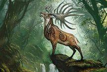 Fantasy állatok