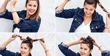 HairStyle / #HairColor #HairStyle tendencias, peinados, paso a paso