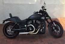 Harley Davidson Vrod Nightrod Special / My bike!