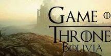 """Ice and Fire / Todo sobre la saga literaria """"Canción de Hielo y fuego"""" de G.R.R. Martin y la serie """"Game of Thrones de HBO  https://www.facebook.com/GOTBolivia/"""