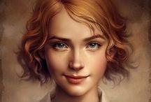 Fantasy karakter