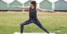 Healthy / Vida sana, mutrición, deporte, aire libre, Yoga, pilates