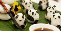 Cute food / Comida Kawaii