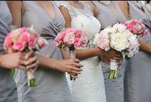 Candlewood Inn weddings. / Flowers by Confetti
