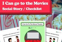 Free Social Stories / Our Social Stories are visual guides to describing various social interactions, situations, behaviours, skills and concepts for children with Autism.