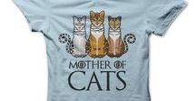 Cool Cat T Shirts / Cool cat t shirts we find while out and about. Hope you like them too.