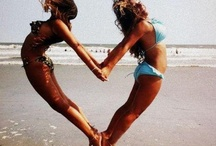 LOVE.SUMMER.[salt,sand,surf,skate,ect]<3 / Everything and anything you want your summer to be! / by Keelee