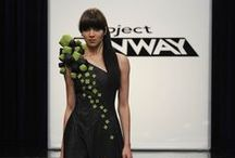 project runway / Just a little something I did on Summer vacay a few years ago.