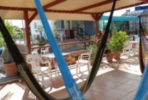 Outside Areas / our comfy communal areas - all outside to enjoy the climate of the Caribbean