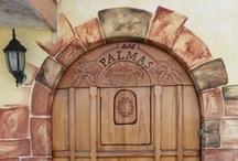 Doors, Docks & Rustic Sights