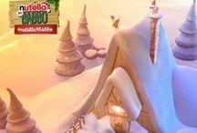 Nutella4Babbo - Natale 2013 / Pinna le tue foto con #nutella4babbo per aiutare Babbo Natale a ritrovare l'entusiasmo!