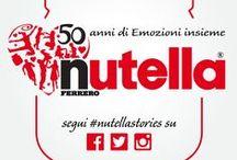 #NutellaStories: 50 anni di emozioni insieme / Nutella compie 50 anni! Partecipa ai festeggiamenti: raccontaci la tua storia su www.nutellastories.com, ogni settimana i nostri illustratori ne metteranno in scena due.