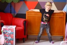 Kids bedroom / So much but not too much, especially for a little person - I love a happy overfilled room for the mini me's