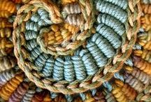 CROCHET: Stitches- Bullions / Crochet Stitches- Bullions / by Lady Katie