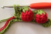 CROCHET: Stitches / YARN CRAFTS: Crochet Stitches / by Lady Katie