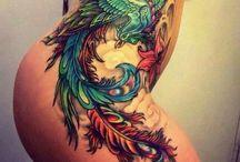 Phoenix Tatts