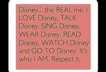 #MY Disney Side / Some of the many, many reasons I love Disney!!