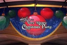 Christmas in Disney