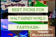 FastPass+ / Walt Disney World FastPass