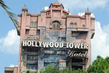 Hollywood Studios / Disney's Hollywood Studios, Star Wars attractions, Toy Story Midway Mania, Tower of Terror, and More!